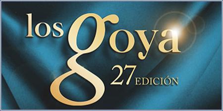 XXVII edición de los Premios Goya