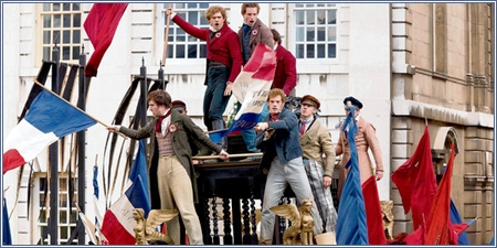 ¡A las barricadas!, Los miserables