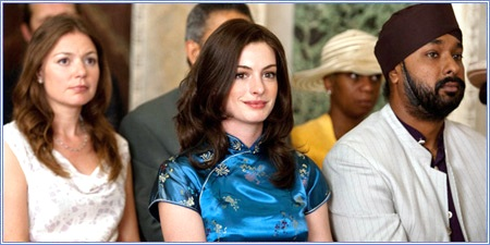 "Anne Hathaway como Emma, ""One day"""