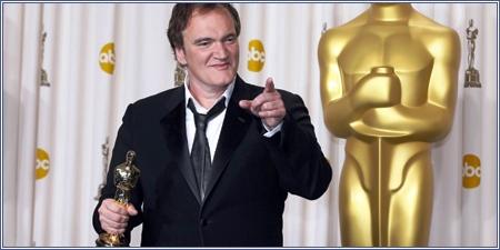 Quentin Tarantino y su Oscar por Django desencadenado
