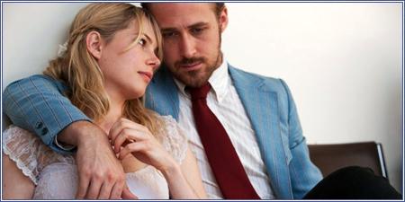 Michelle Williams y Ryan Gosling, Blue Valentine