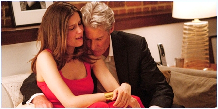 Laetitia Casta y Richard Gere, El fraude