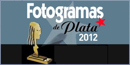 Fotogramas de Plata 2012