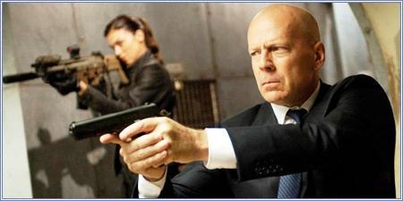 Adrianne Palicki y Bruce Willis, G.I. Joe: La venganza