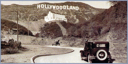 Hollywoodland, 1923