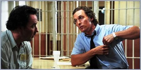 John Cusack y Matthew McConaughey
