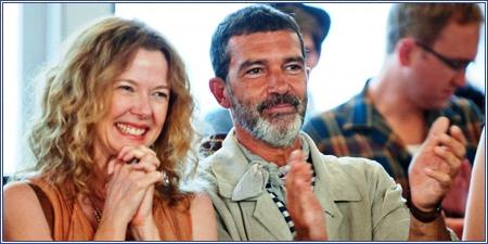 Annette Bening y Antonio Banderas, Ruby Sparks