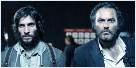 Quim Gutiérrez y José Coronado, Los últimos días