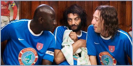 Omar Sy, Ramzy Bedia y Gad Elmaleh, Un gran equipo