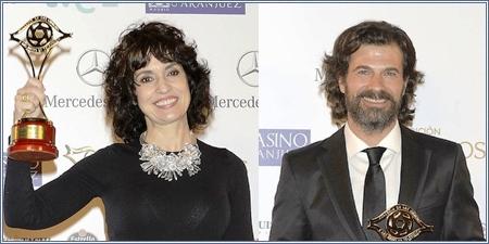 Adriana Ozores y Rodolfo Sancho