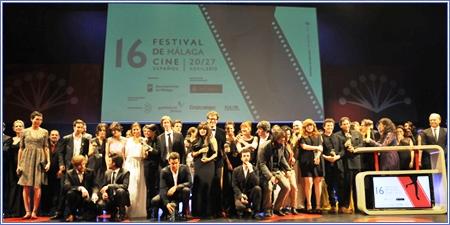 Premiados en el Festival de Málaga 2013