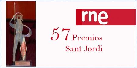 Premios Sant Jordi de cinematografía 2013