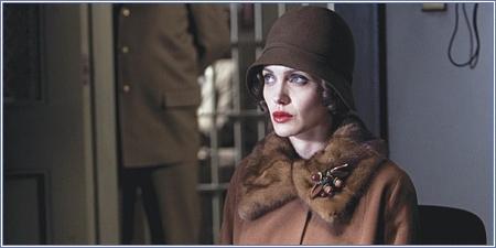 Angelina Jolie, El intercambio
