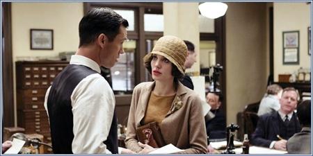 Jeffrey Donovan y Angelina Jolie, El intercambio