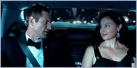 Aaron Eckhart y Ashley Judd