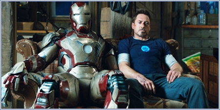 Iron Man y Tony Stark