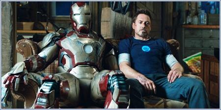 Iron Man y Tony Stark