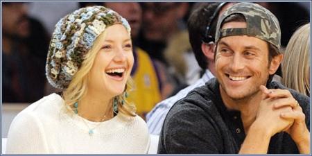 Kate y Oliver Hudson
