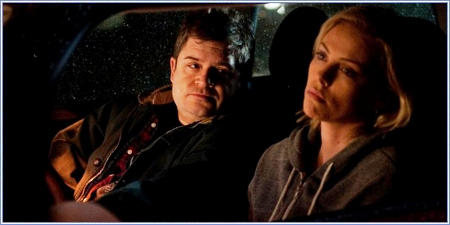 Patton Oswalt y Charlize Theron