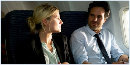 Mélanie Laurent y Mark Ruffalo