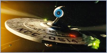 La nave de la Federación USS Kelvin