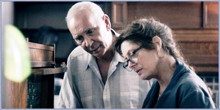 Frank Langella y Susan Sarandon