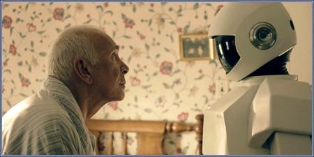 Frank y su robot