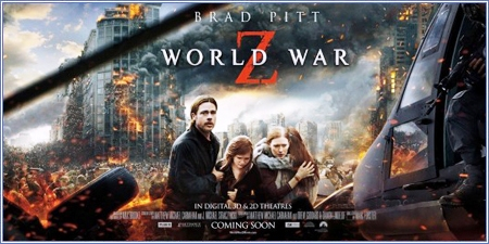 "Guerra mundial Z (""World war Z"")"