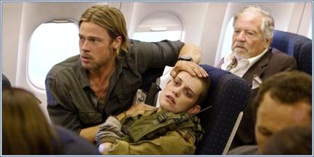Brad Pitt y Daniella Kertesz