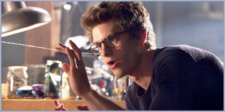 "Andrew Garfield es ""The amazing Spider-Man"""