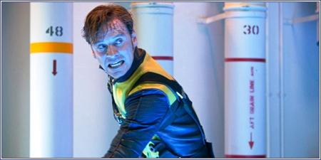 Michael Fassbender como Erik Lehnsherr