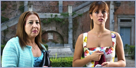 Carmen Machi y Blanca Suárez