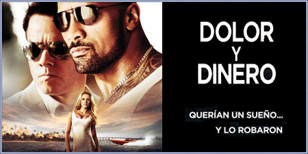 "Dolor y dinero (""Pain and gain"")"