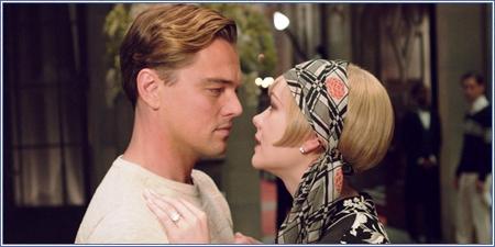 Jay Gatsby y Daisy Buchanan