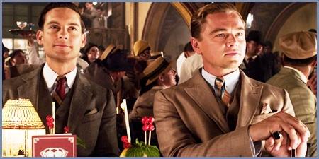 Nick Carraway y Jay Gatsby