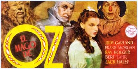 """El mago de Oz (""""The wizard of Oz"""")"""