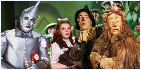 Dorothy y sus amigos
