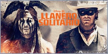 """El Llanero Solitario (""""The Lone Ranger"""")"""
