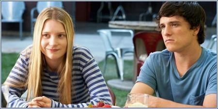 Mia Wasikowska y Josh Hutcherson