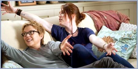 Annette Bening y Julianne Moore