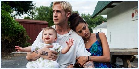 Ryan Gosling y Eva Mendes