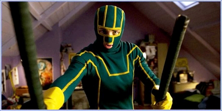 Aaron Johnson es Kick-Ass