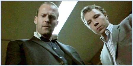 Jason Statham y Stephen Graham