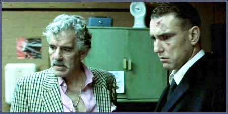 Dennis Farina y Vinnie Jones