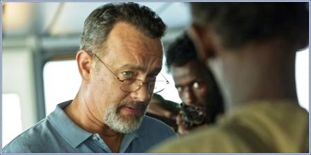 Tom Hanks es el Capitán Phillips