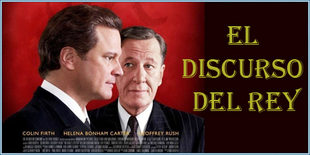 "El discurso del rey (""The king's speech"")"