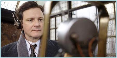 Colin Firth es el rey Jorge VI