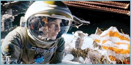 Sandra Bullock es la doctora Ryan Stone