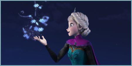 La reina Elsa