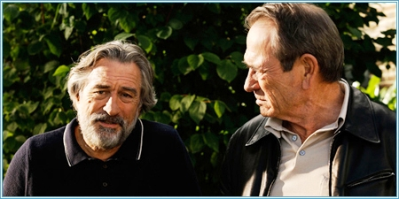 Robert DeNiro y Tommy Lee Jones